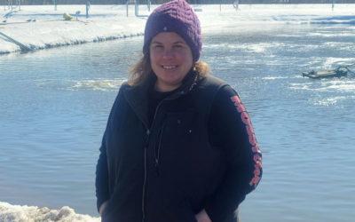 Water Heroes: April Busfield